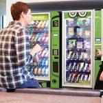 Benefits of vending machine