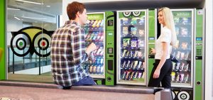 Benefits of vending machine
