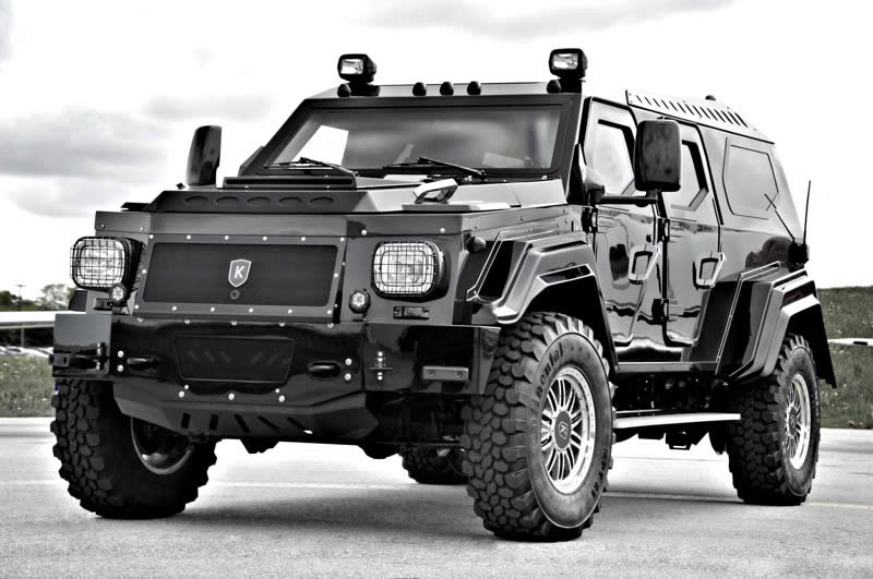 How to find a suitable armored car for yourself
