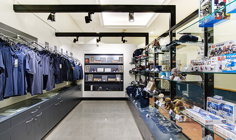 What is retail fit out